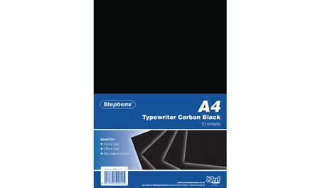 Typing Carbon Paper