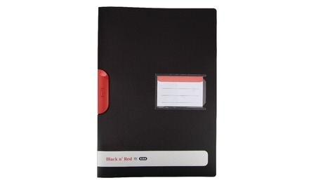 File with Slide Clip