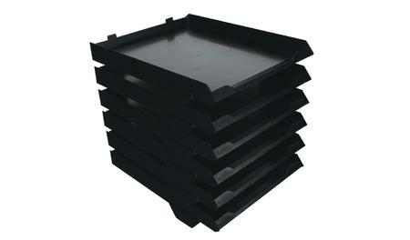 Letter Tray Set/Stand