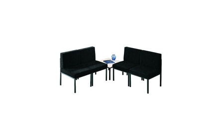 Reception Chairs Steel Frame