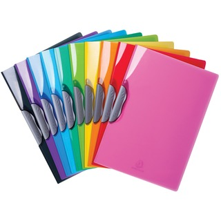 Clip Files Assorted (20 Pack) 45670E