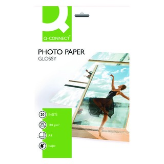 A4 Gloss Photo Paper 180gsm (20 Pack)