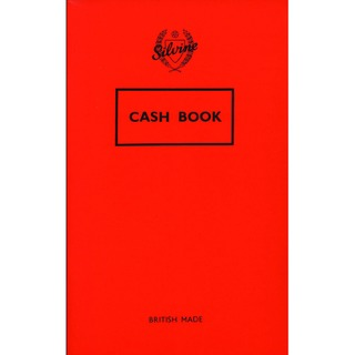 Cash Book 159x95mm 36 Leaf Cash (24 Pack) 042C-T