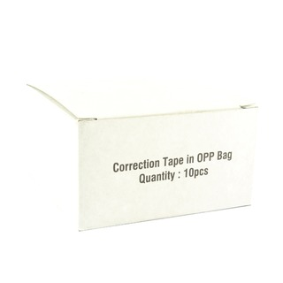 Correction Tape Roller (10 Pack)