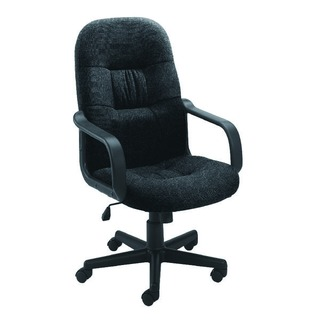High Back Manager Charcoal Chair