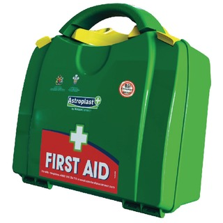 Green Large First Aid Kit BSI-8599 1002657