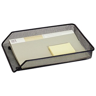 Mesh A4 Black Letter Tray