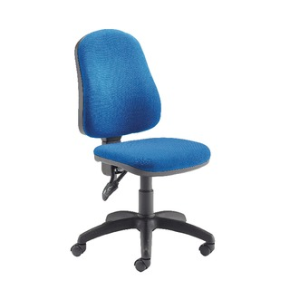 Plus High Back Operator Blue Chair
