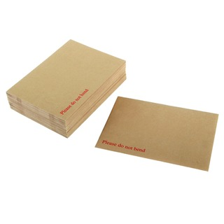 Board Back Envelope 318 x 267mm 115gsm Peel and Seal Manilla (125 Pack) 1K06