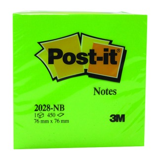 Post-it 76x76mm Dream Note Cube 2028NB