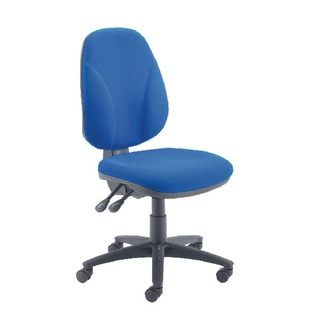 Concept Blue High Back Tilt Operator Chair