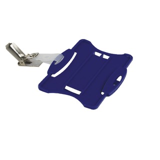 Blue Security Pass Holder (25 Pack) 8118/06