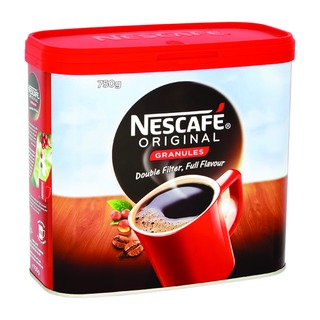Coffee Granules 750g Case Deal 12283921