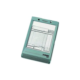 Rexel Scribe 855 Register Grey