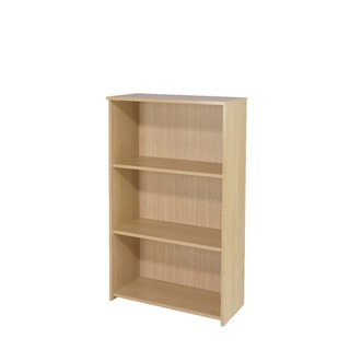 Warm Maple 1200mm Medium Bookcase