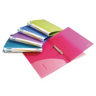 Ring A4 Binder 15mm Assorted (10 Pack) 0799