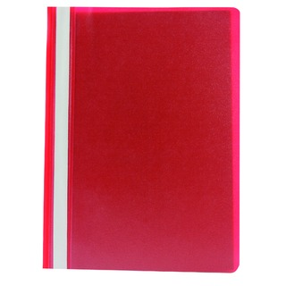 Red A4 Project Folder (25 Pack)