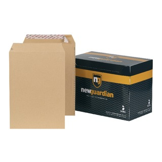C4 Envelope 130gsm Peel and Seal Manilla (250 Pack)