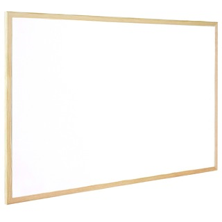 Wooden Frame 400x600mm Whiteboard