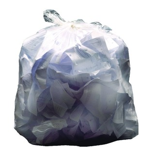 Light Duty Refuse Sack Clear (200 Pack)