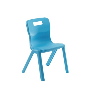 1 Piece 350mm Sky Blue Chair (10 Pack)