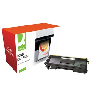 First To Market Solution Brother Black Toner Cartridge TN2000