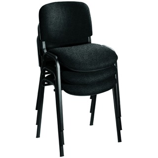 Charcoal Multi Purpose Stacking Chair
