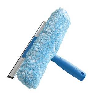 2 in 1 Window Combi Squeegee and Scrubber 250mm 94513