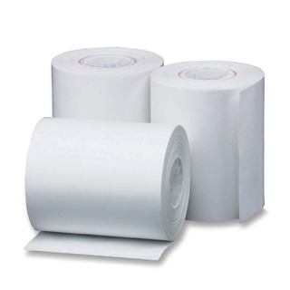 Prestige Thermal Credit Card Roll White 57mm x 46mm (20 Pack) THM57251