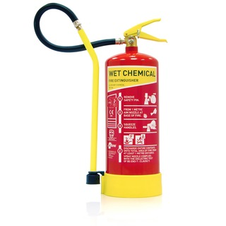 6 litre Wet Chemical extinguisher w/lance