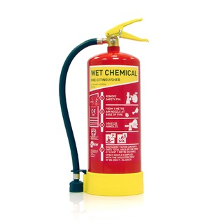 6 litre Wet Chemical extinguisher w/hose