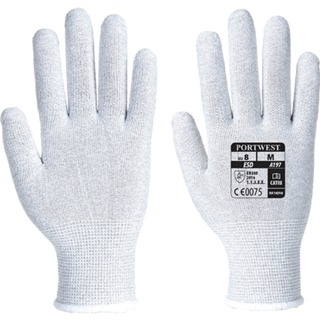 Antistatic Shell Glove