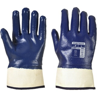 Fully Dipped Nitrile Glove