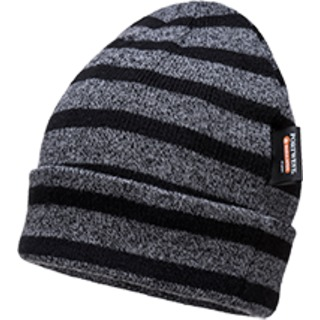 Insulatex Knit Hat Striped
