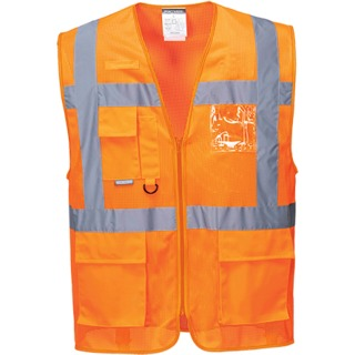 Athens MeshAir Executive Vest