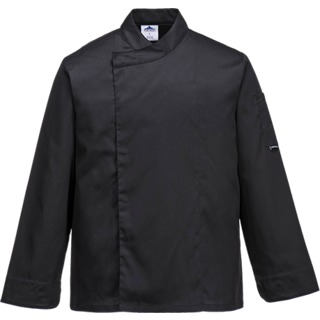Cross Over Chef Jacket