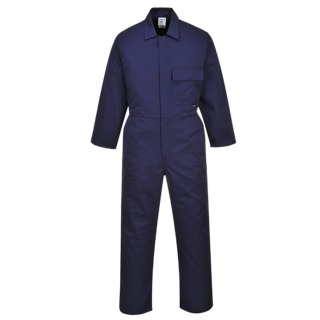 Standard Boilersuit, Navy, Large (   C802  )