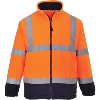 Hi-Vis 2-Tone Fleece