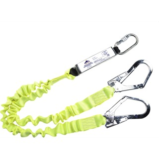 Double Lanyard Elasticated
