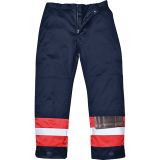 Bizflame Plus Trousers, Navy, Large, Tall (   FR56  )