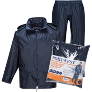 PVC Coated Rain Suit