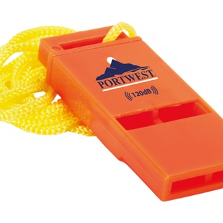 120db Safety Whistle  (Pk20)