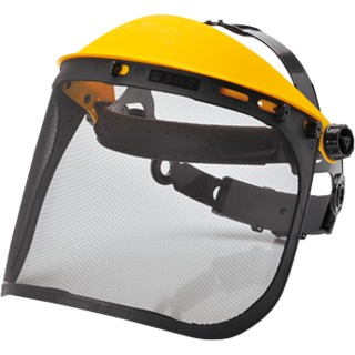 PPE Mesh Browguard Kit