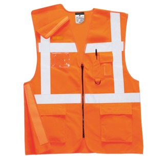 Executive Rail Vest RIS