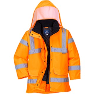Ladies Traffic Jacket