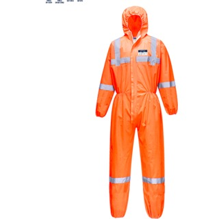 Hi-Vis SMS Coverall  (50pc)
