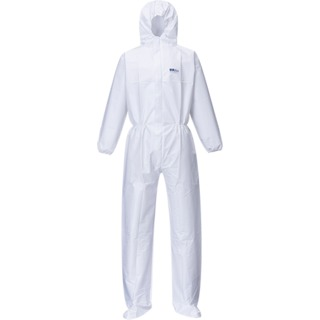 BizTex Booted Coverall (50pcs)