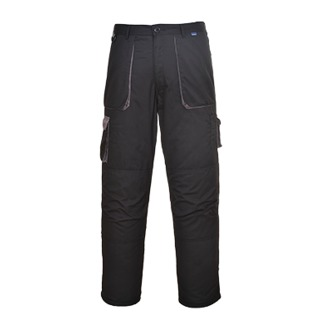 Contrast Trousers Lined