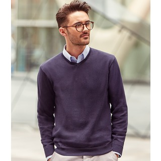 Russell V Neck Sweater