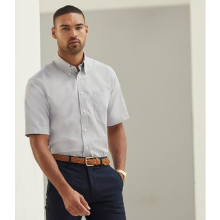 Fruit Loom S/S Oxford Shirt